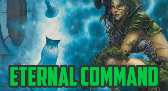 Image for Tron, Tron Everywhere (Eternal Command, Modern) – Stream Highlights