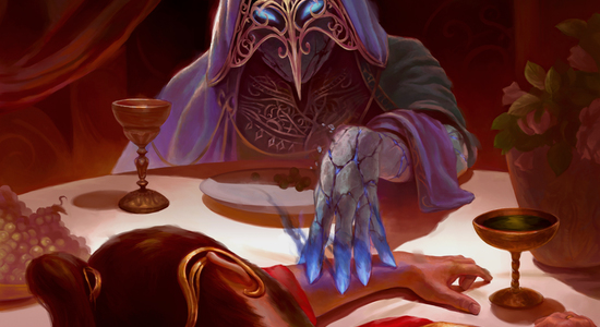 Gifted aetherborn   for magic the gathering by artofryanyee dautdde