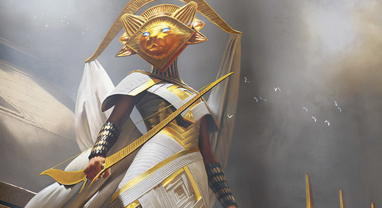 Image for Amonkhet Packaging, Full-Art Lands, and Art