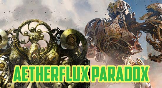 Aetherflux paradox