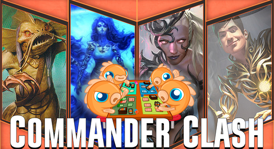 Image for Commander Clash S2 Episode 29: Anything Goes