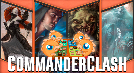 Image for Commander Clash S2 Episode 32: Modern Masters 2017