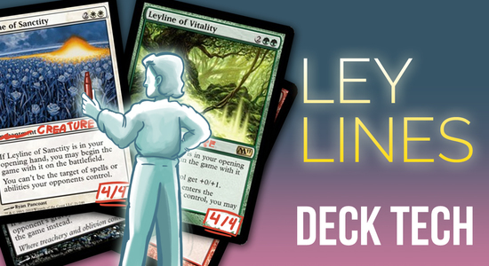 Image for Instant Deck Tech: Leylines (Legacy)