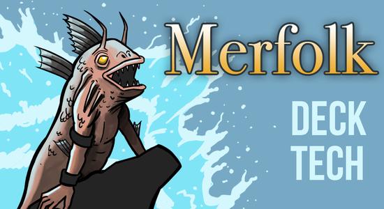 Image for Instant Deck Tech: Merfolk (Modern)