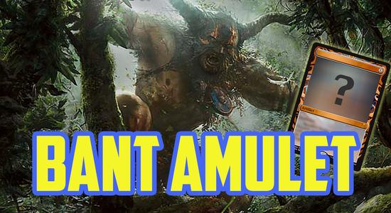 Bant amulet