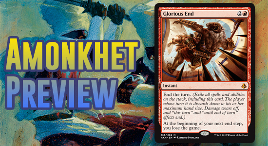Image for The (Glorious) End of Amonkhet: Exclusive Preview