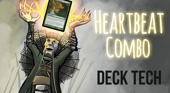 Image for Instant Deck Tech: Heartbeat Combo (Historic Standard)