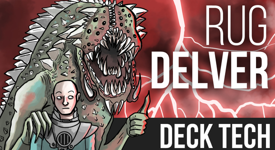 Image for Instant Deck Tech: RUG Delver (Legacy)
