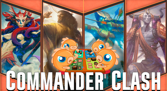 Image for Commander Clash S3 Episode 3: Theros Gods