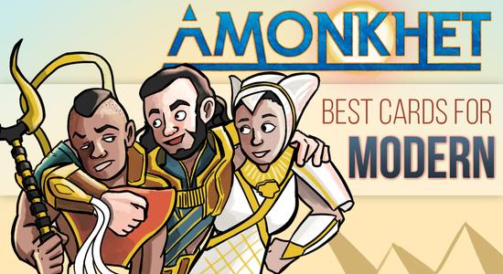 Best amonketh modern
