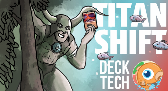 Image for Instant Deck Tech: Titan Shift (Modern)