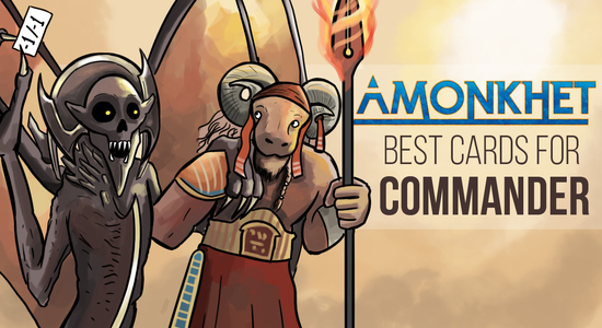 Image for Amonkhet Best Cards for Commander
