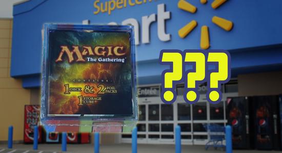 Walmart mystery