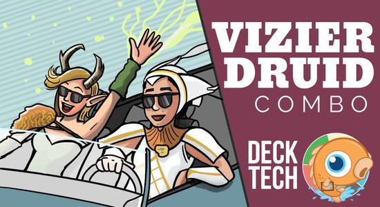 Image for Instant Deck Tech: Vizier Druid Combo (Modern)