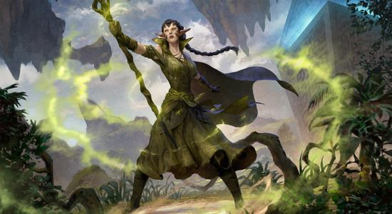 Nissas renewal battle for zendikar mtg art