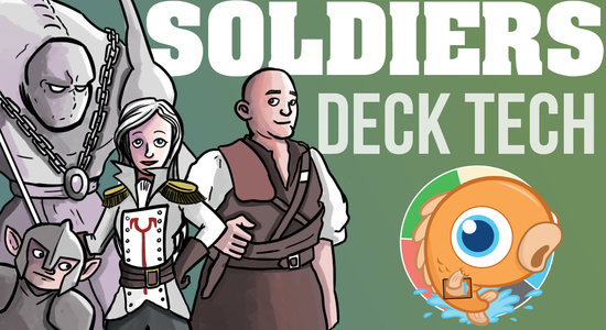 Image for Instant Deck Tech: Legacy Soldiers (Legacy)