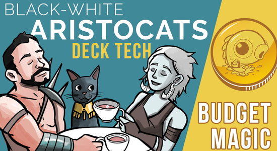 Image for Budget Magic: $98 (57 tix) Standard WB Aristocats