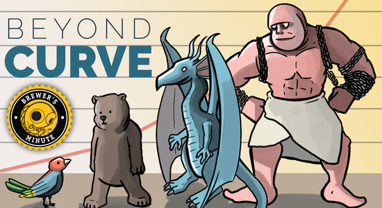 Image for Brewer's Minute: Beyond Curve