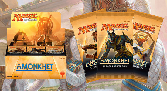 Image for Amonkhet Box Opening (Giveaway Winner)