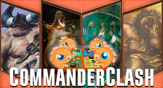Image for Commander Clash S3 Episode 8: Viewer Submitted Decks