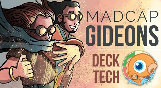Image for Instant Deck Tech: Madcap Gideons (Modern)