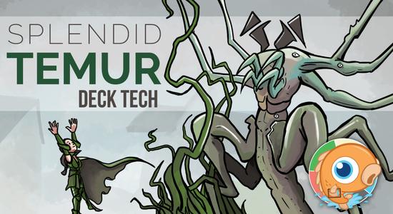 Image for Instant Deck Tech: Splendid Temur  (Standard)