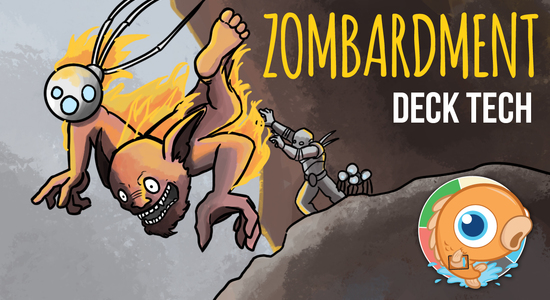Image for Instant Deck Tech: Zombardment (Legacy)