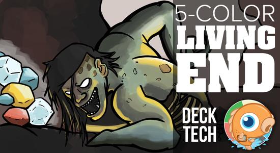 Image for Instant Deck Tech: Five-Color Living End (Modern)
