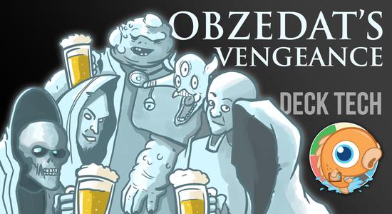 Image for Instant Deck Tech: Obzedat's Vengeance (Modern)