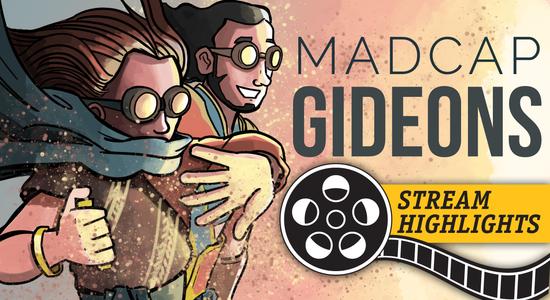 Image for Gideons in Modern (Madcap Gideons, Modern) – Stream Highlights