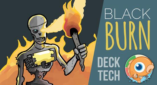Image for Instant Deck Tech: Black Burn (Modern)