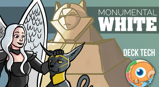 Image for Instant Deck Tech: Monumental White (Standard)