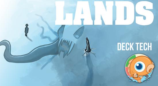 Image for Instant Deck Tech: Lands (Legacy)