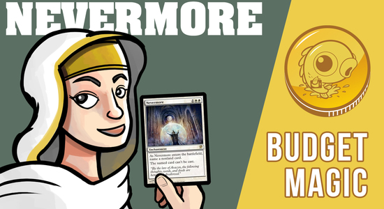 Image for Budget Magic: $98 (28 tix) Nevermore (Modern)