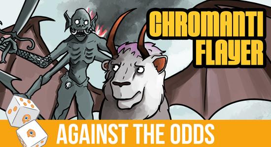 Image for Against the Odds: Chromantiflayer Worship (Modern)