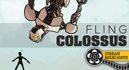 Fling colossus highlights