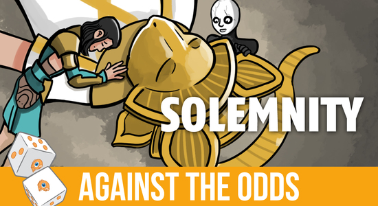 Image for Against the Odds: Solemnity (Modern)