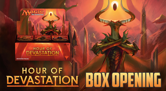 Hou box opening