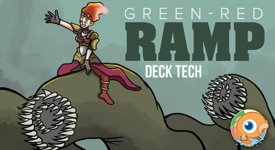 Image for Instant Deck Tech: GR Ramp (Standard)