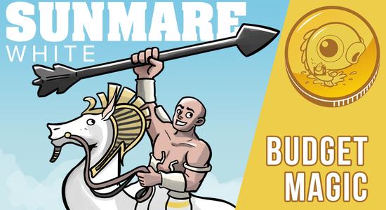 Image for Budget Magic: $99 (36 tix) Sunmare White (Standard)