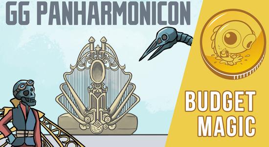 Budget magic 88 74 tix gg panharmonicon standard fandeluxe Gallery