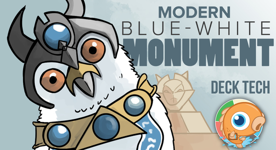 Image for Instant Deck Tech: WU Monument (Modern)