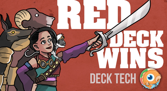 Image for Instant Deck Tech: Red Deck Wins (Standard)