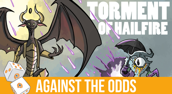 Image for Against the Odds: Torment of Hailfire (Standard)