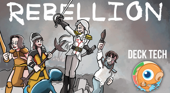 Image for Instant Deck Tech: Rebellion (Legacy)