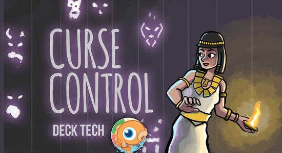 Image for Instant Deck Tech: Curse Control (Standard)