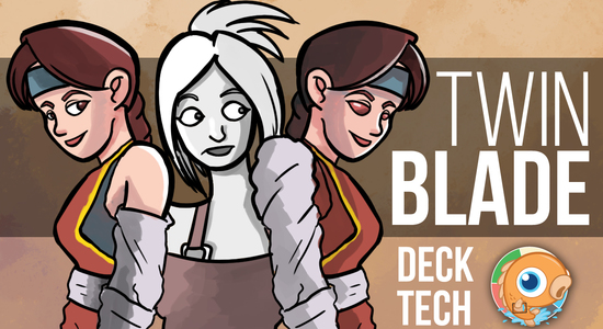 Image for Instant Deck Tech: Twin Blade (Legacy)
