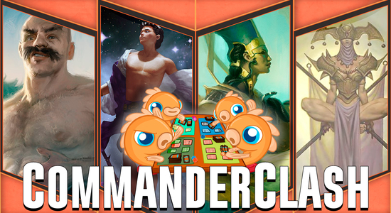 Image for Commander Clash S3 Episode 19: Anything Goes