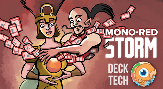 Image for Instant Deck Tech: Mono-Red Storm (Legacy)