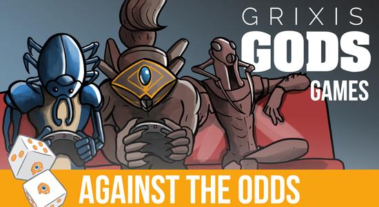 Grixis gods games